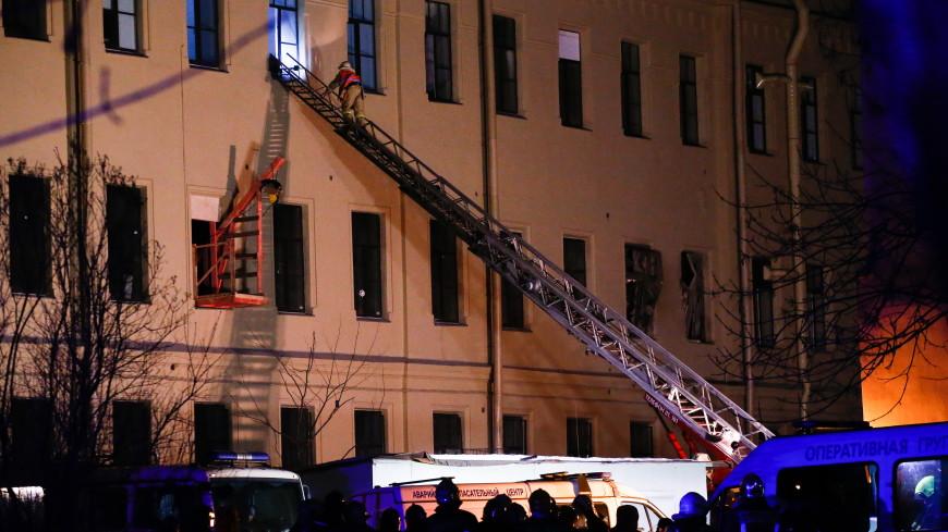 К ЧП в Университете ИТМО привели нарушения при ремонте