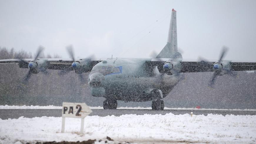 Под Иркутском из-за отказа двигателя аварийно сел самолет Ан-2
