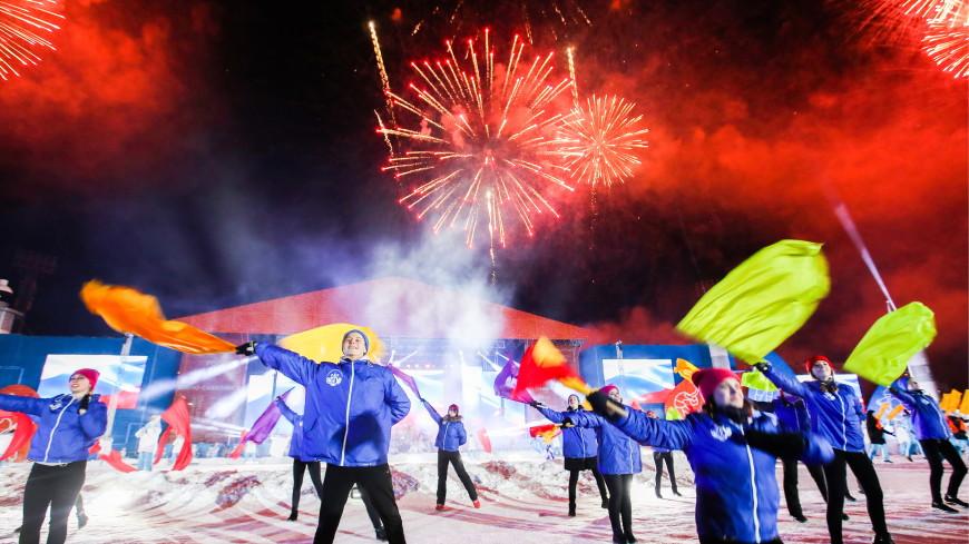 Праздник для половины мира: на Сахалине прошли игры «Дети Азии»