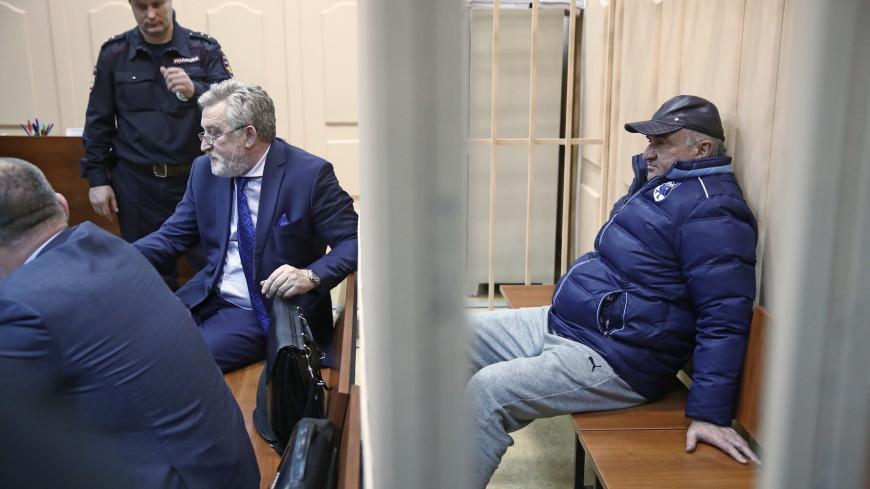 Стали известны условия содержания отца и сына Арашуковых в СИЗО «Лефортово»