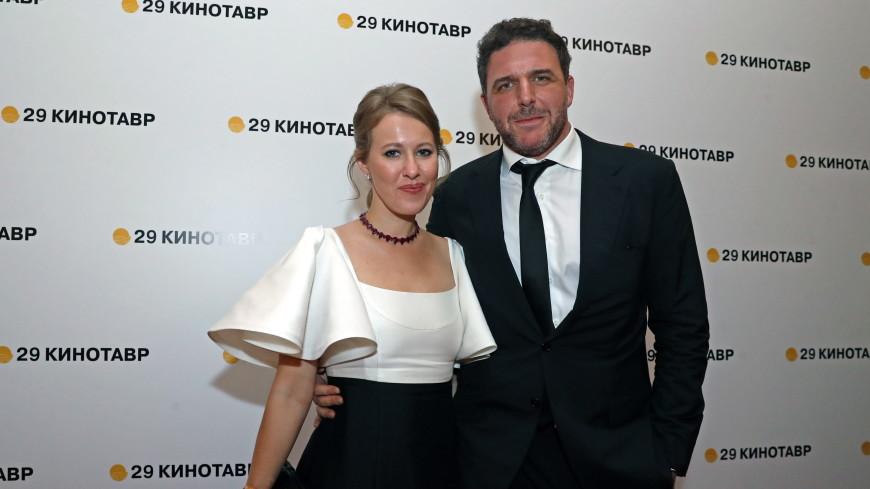Собчак и Виторган вышли в свет вместе на фоне слухов о разводе