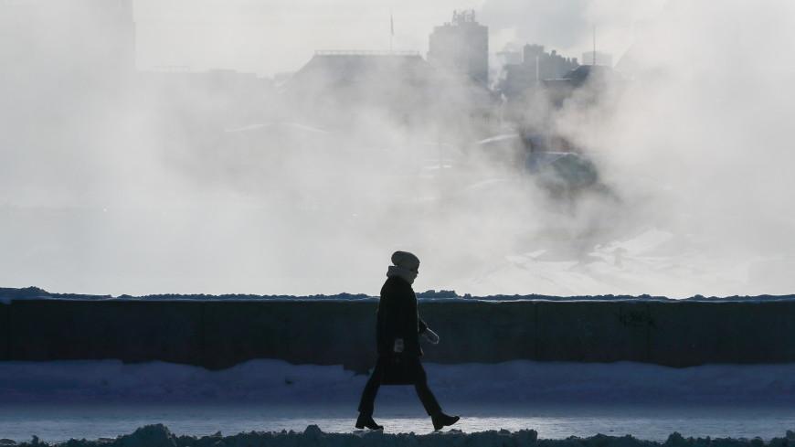 Капризы февраля: трескучие морозы на Урале и в Сибири, снегопад под Новгородом