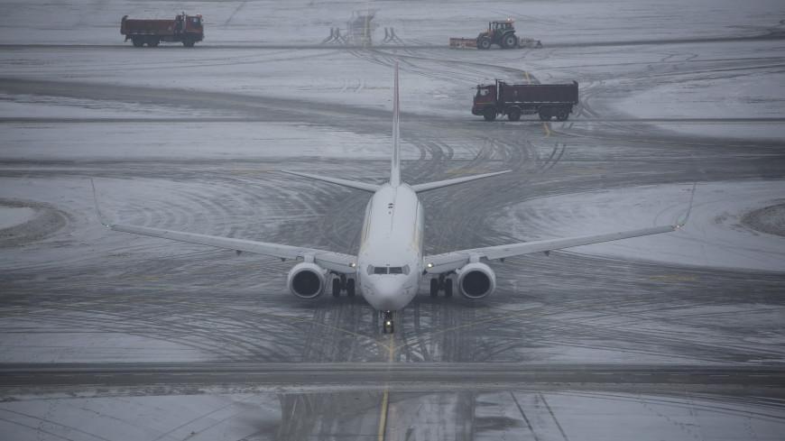 Закрытый из-за непогоды аэропорт Анадыря частично возобновил работу