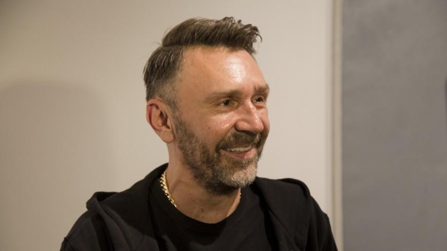 В Московском музее современного искусства открылась выставка рок-музыканта Сергея Шнурова
