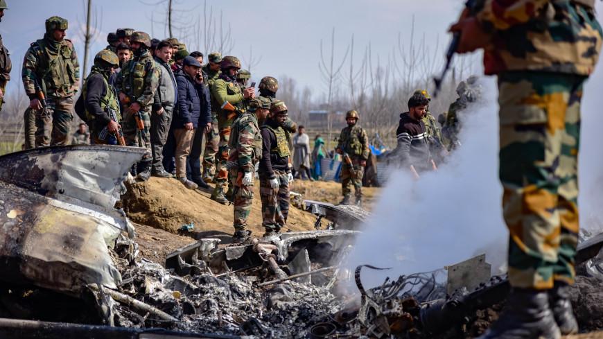 Пакистан передаст Индии одного из задержанных пилотов ВВС