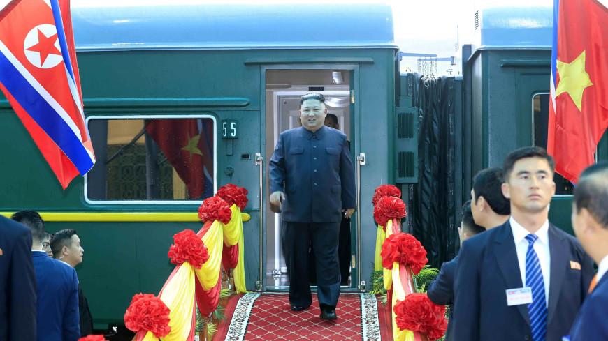 Весь в деда: Ким Чен Ын выбрал для поездки во Вьетнам бронированный поезд