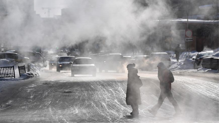 Лютый февраль: Урал и Сибирь оказались в ледяном панцире