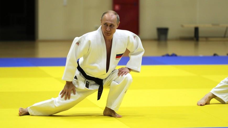 Песков рассказал о травме Путина во время тренировки