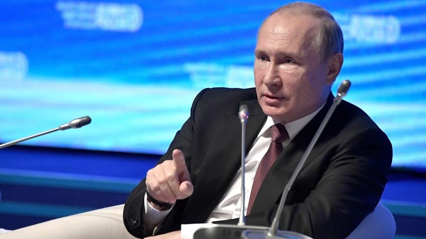 Путин поддержал воссоздание погоста Романь в Подмосковье
