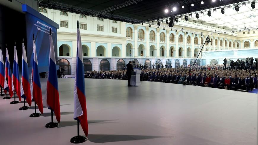 Путин: Россия обеспечила независимость семенного фонда пшеницы