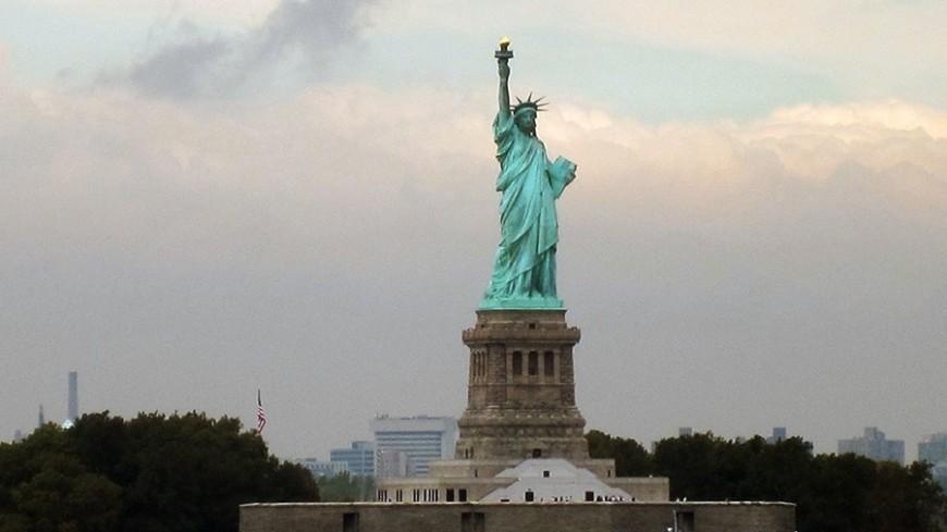 "Фото: Татьяна Рублева, ""«Мир 24»"":http://mir24.tv/, статуя свободы, сша, нью-йорк"