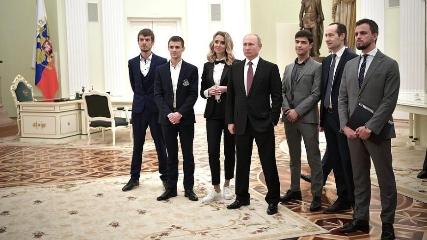 Путин посоветовал бизнесменам не стремиться стать «самым богатым парнем на кладбище»