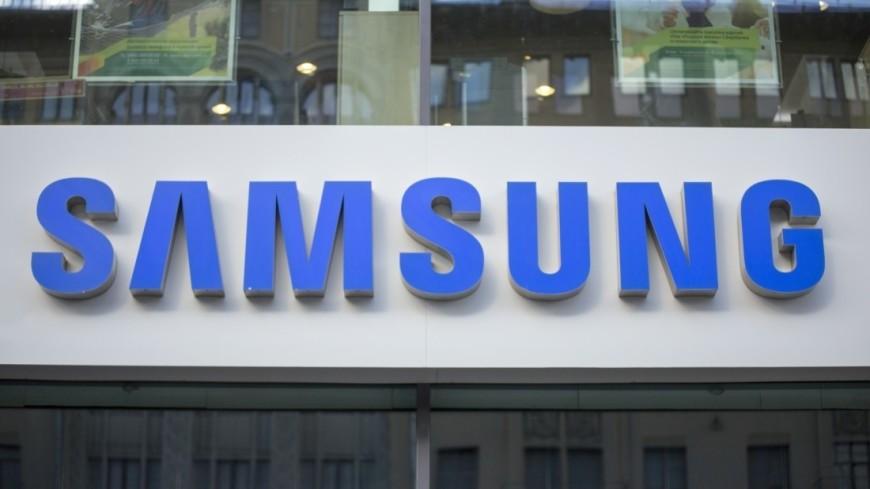 Samsung выпустил гнущийся смартфон