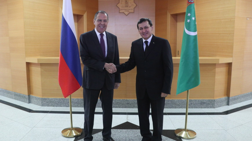 МИД: Туркменистан нацелен на расширение сотрудничества с Россией