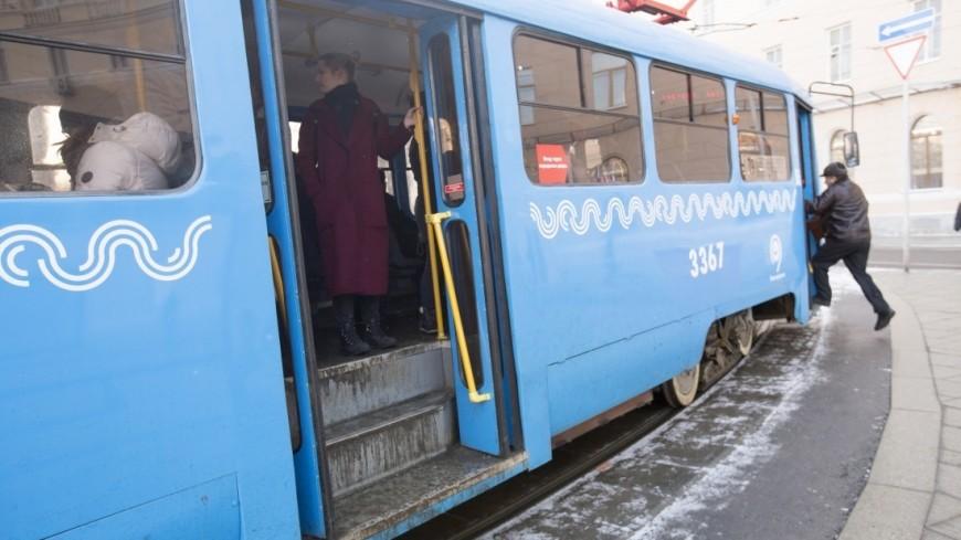 Городской наземный транспорт Москвы,городской транспорт, пассажир, трамвай, наземный транспорт, ,городской транспорт, пассажир, трамвай, наземный транспорт,
