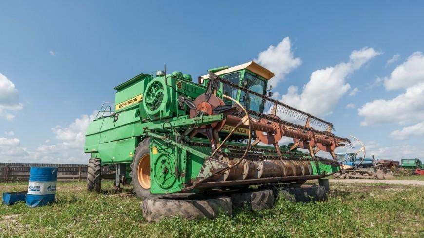 Фермеры в России перейдут на комбайны-беспилотники
