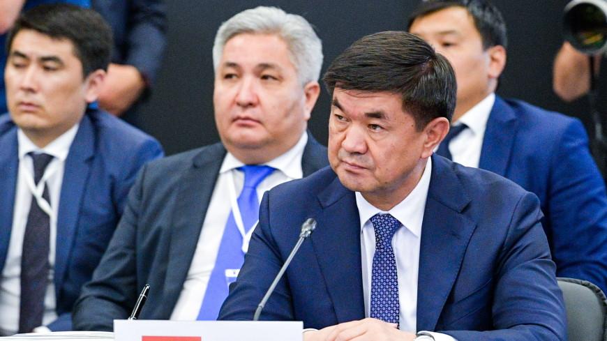 Борьба с коррупцией: премьер Кыргызстана уволил нескольких чиновников