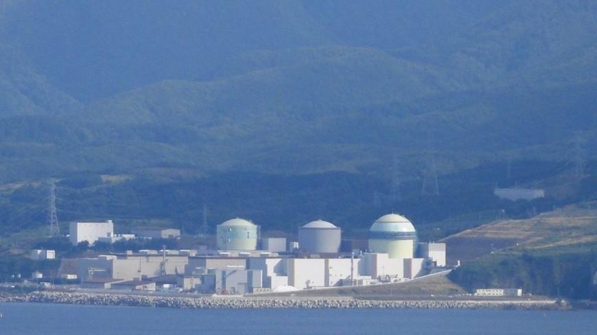 На японской АЭС из-за сильных морозов не выдержала пожарная система
