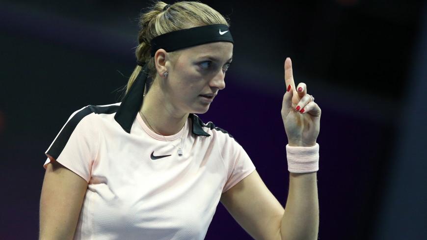Теннисистка Квитова дала показания в суде по делу о нападении на нее в 2016-м
