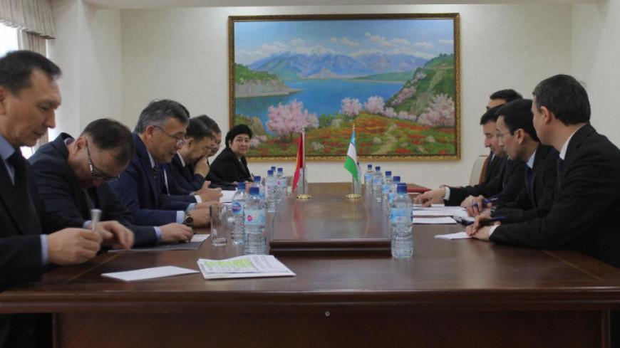 Узбекистан и Кыргызстан обсудили сотрудничество в сельском хозяйстве