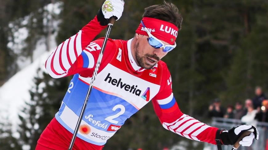 Лыжник Устюгов получил дисквалификацию за перепалку с норвежцем