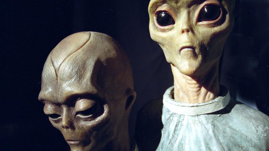 Уфолог: США скрывают правду о пришельцах