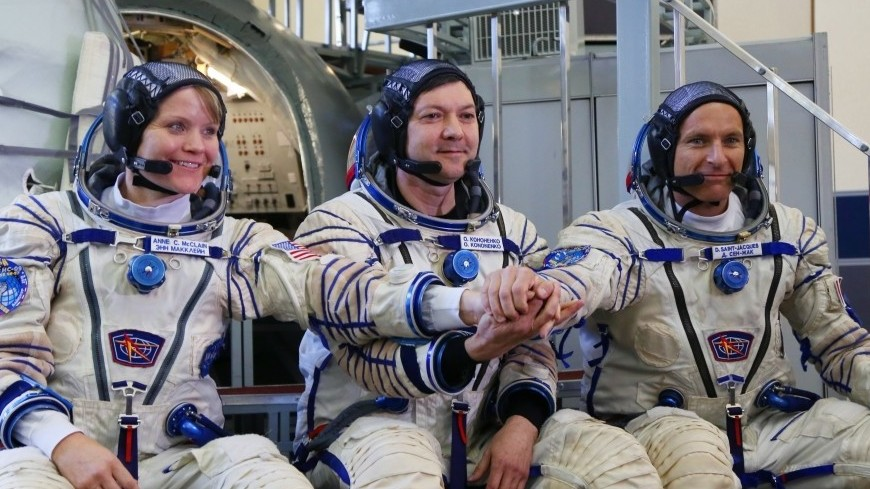 Новый экипаж МКС сдает «космическую сессию». Центр подготовки космонавтов им. Ю.А.Гагарина.