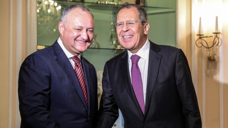 Лавров и Додон встретились на полях Мюнхенской конференции