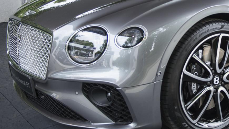 300 км в час: Bentley представил самый быстрый внедорожник