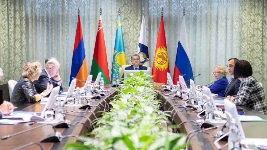 ЕАЭС и АСЕАН прорабатывают планы совместных действий