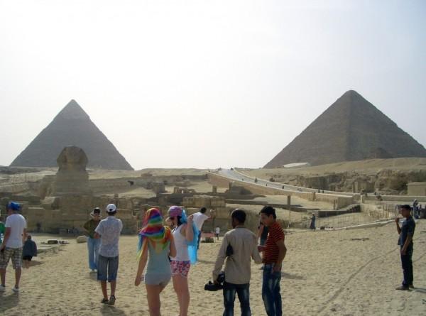 Древнюю виллу со святыней для поклонения предкам нашли в Египте
