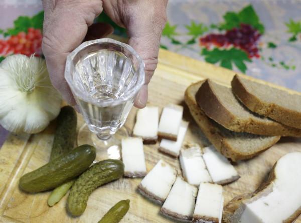 Что вы знаете о русской водке?