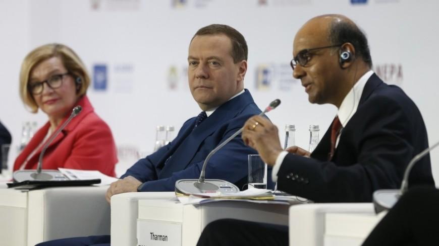 Медведев призвал не хоронить «крипту» из-за скачков курса