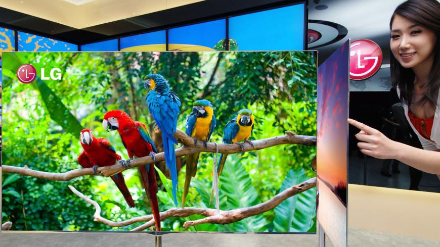 Компания LG признана одним из лучших производителей 55-дюймовых телевизоров