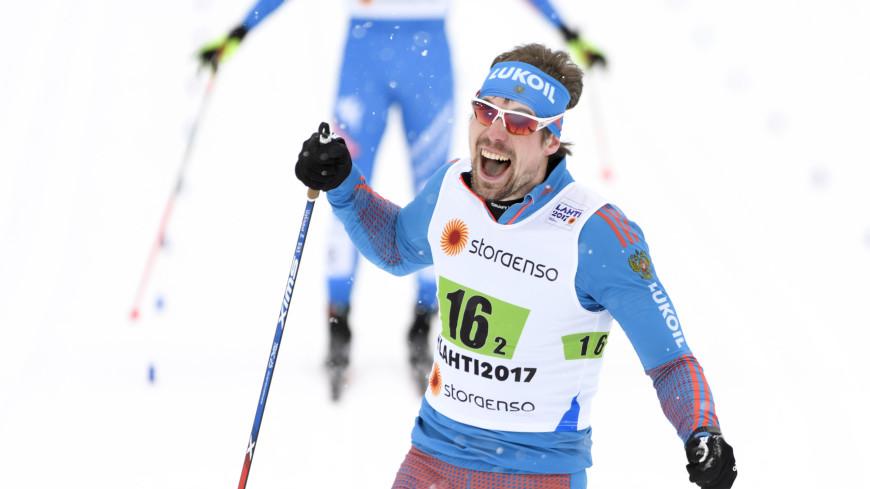 Устюгов в третий раз подряд поднялся на подиум в «Тур де Ски»