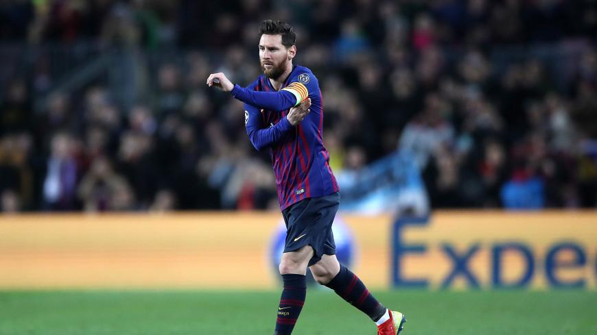 Футболист Месси вернулся в сборную Аргентины