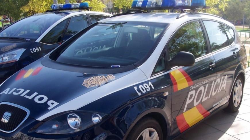 Полиция испании, кинологи