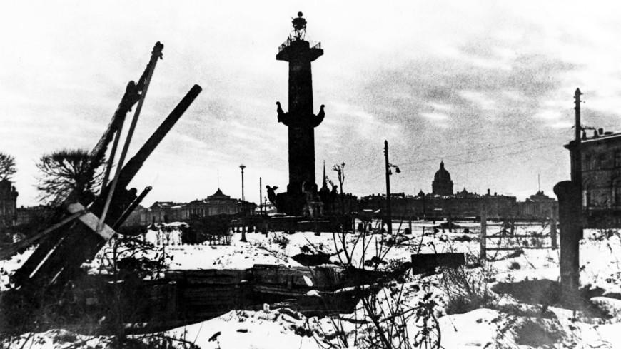 Германия выделит €12 млн на помощь блокадникам Ленинграда