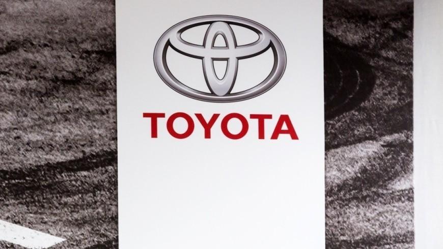 Toyota продемонстрировала новый комплекс систем безопасности