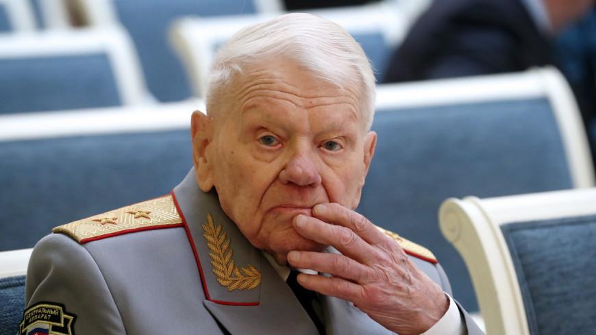 Легенда МЧС: в Москве на 99-м году жизни умер генерал-лейтенант Михайлик