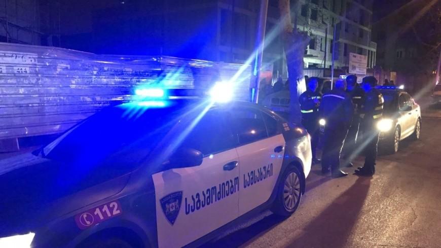 Тбилиси, полиция
