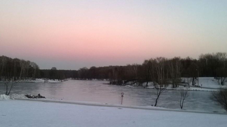 """Фото: Елена Карташова, """"«МИР 24»"""":http://mir24.tv/, зима, лед"""