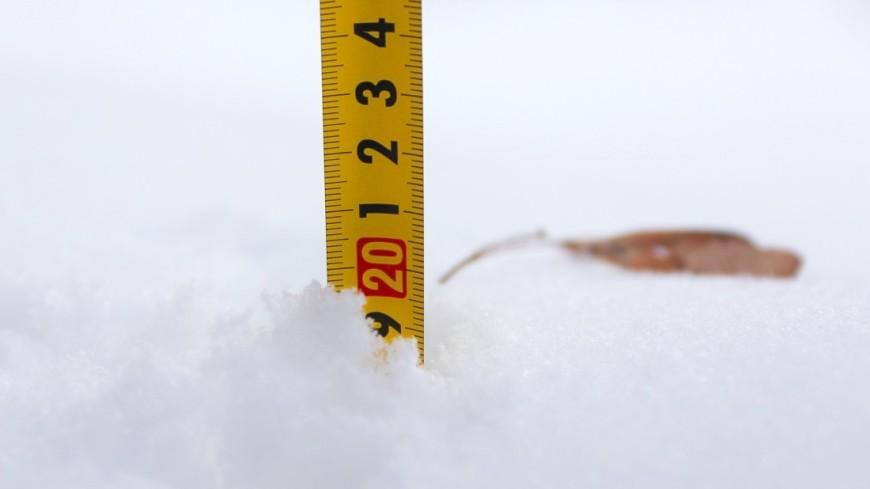 Уровень, снежного покрова. Снег, сугроб, Зима