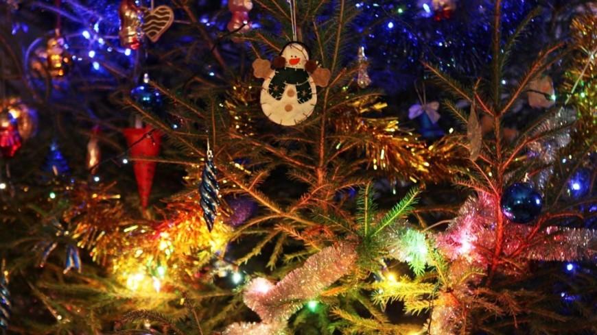 """Фото: Елизавета Шагалова, """"«МИР 24»"""":http://mir24.tv/, елочные игрушки, новый год, елка"""