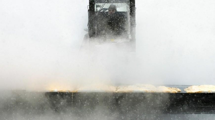 Морозы испытывают казахстанцев на прочность