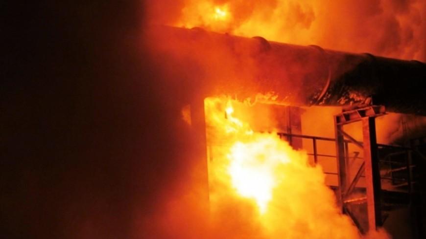 """Фото: """"МЧС России"""":http://www.mchs.gov.ru/ (автор не указан), взрыв, пожар"""