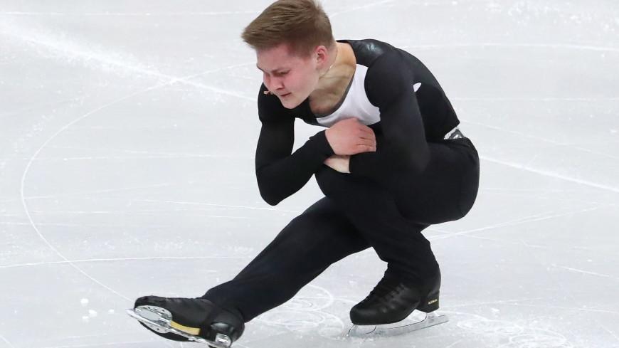 Россиянин Коляда лучше всех откатал короткую программу на ЧЕ по фигурному катанию