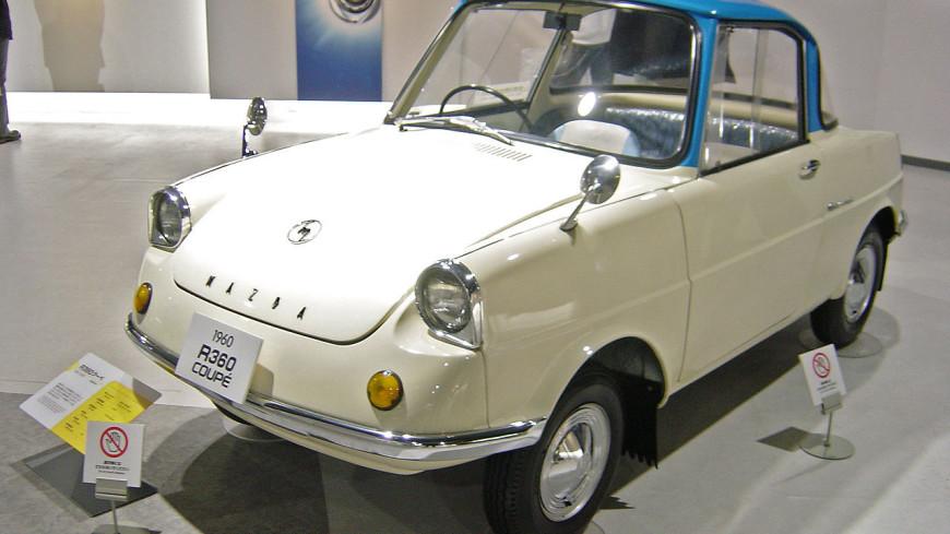 Пять самых странных автомобилей, выпускавшихся серийно