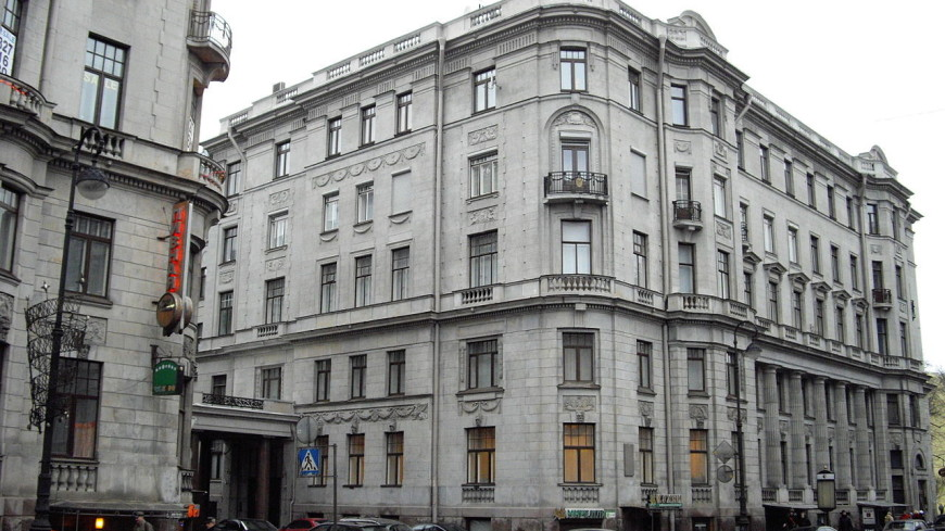 В Петербурге продают квартиру Шостаковича