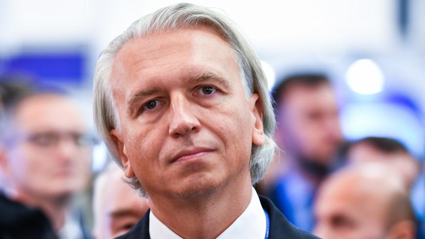 Единственный претендентом на пост главы РФС остался Дюков